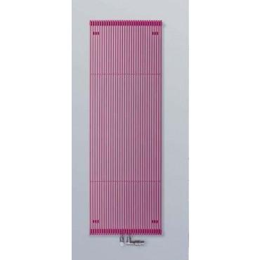 HushLab Fat Vertical grzejnik wertykalny podwójny 1450x342 960W, biały - 729441_A2