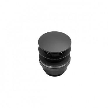 HushLab Siena Black Akcesoria instalacyjne - korek umywalkowy Click-Clack - 766703_O1