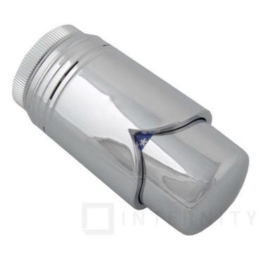 HushLab Chrom - Głowica termostatyczna Chrom - 767635_O1