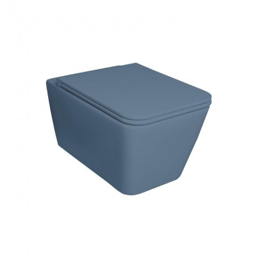 HushLab BLISSFUL miska wisząca 55X35, kolor indigo matowy - 781611_O1