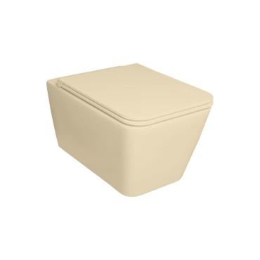 HushLab BLISSFUL miska wisząca 55X35, kolor piaskowy matowy - 781832_O1