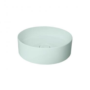 HushLab SLIM 40 umywalka 40X40 kolor jasnozielony matowy - 781695_O1