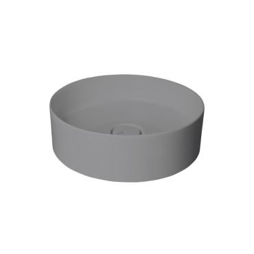 HushLab SLIM 40 umywalka 40X40 kolor antracytowy matowy - 766850_O1