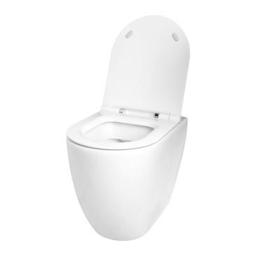HushLab Smooth wc stojący 54x35 - 771503_O1