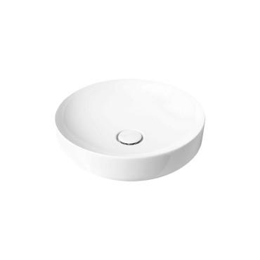HushLab Soul 45 umywalka okrągła fi. 45 kolor biała matowy - 773270_O1