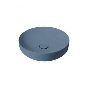 HushLab Soul 45 umywalka okrągła fi. 45 kolor indigo matowy - 781614_O1