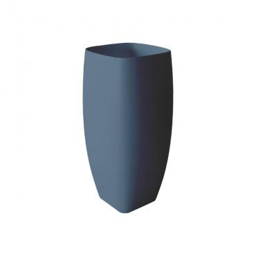 HushLab Run umywalka stojąca 45x40 kolor indigo matowy - 781976_O1