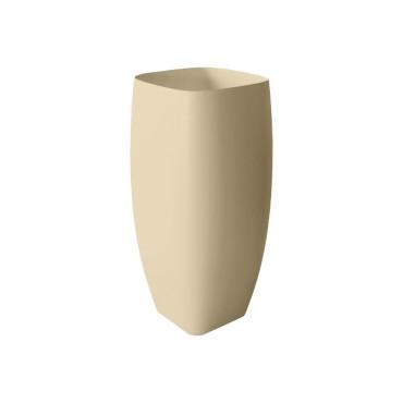 HushLab Run umywalka stojąca 45x40 kolor piaskowy matowy - 781660_O1