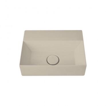 HushLab Small 40 umywalka wisząca 40x30 kolor khaki matowy - 781504_O1
