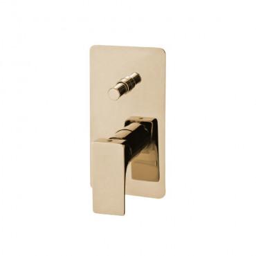 HushLab Belverde Bateria wannowo-prysznicowa podtynkowa - 781856_O1