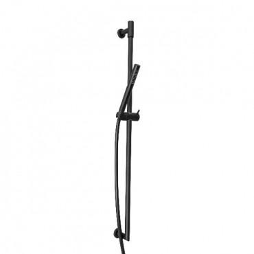 HushLab Siena Black Zestaw prysznicowy - 766708_O1