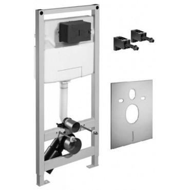 Flush115 Stelaż podtynkowy do WC wiszącego + wsporniki - 758827_O1