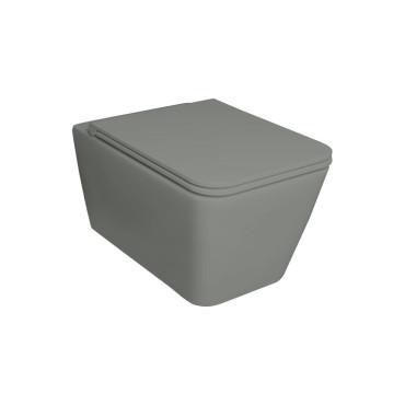 HushLab BLISSFUL miska wisząca 55X35, kolor antracytowy matowy - 766782_O1