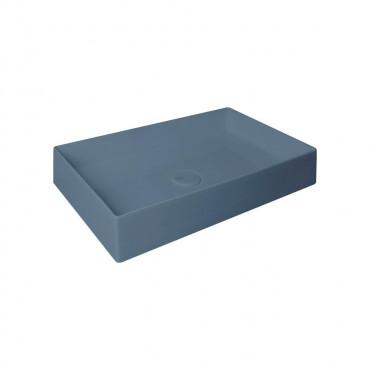 HushLab SUPER SLIM 60 umywalka 60X37 kolor indigo matowy - 781912_O1