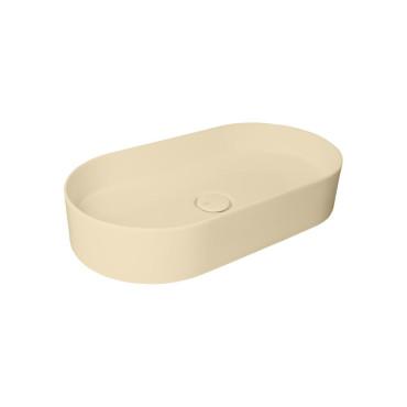 HushLab SLIM 65 umywalka 65X34,5 kolor piaskowy matowy - 782034_O1
