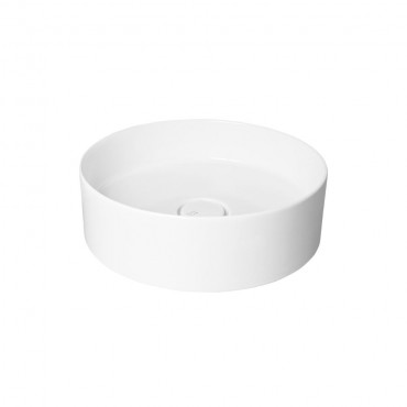 HushLab SLIM 40 umywalka 40X40 kolor biała matowy - 766844_O1