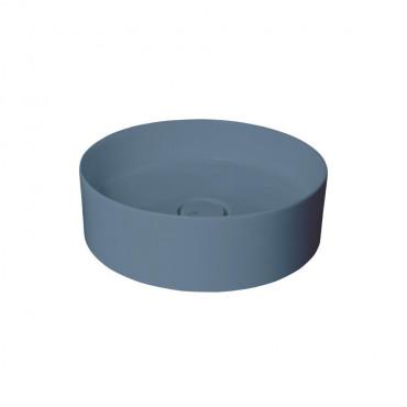 HushLab SLIM 40 umywalka 40X40 kolor indigo matowy - 782033_O1
