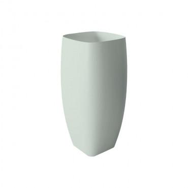 HushLab Run umywalka stojąca 45x40 kolor jasnozielony matowy - 781752_O1