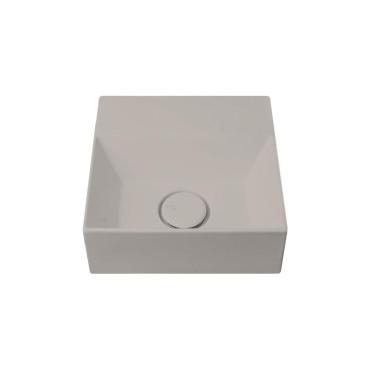 HushLab Small 30 umywalka wisząca 30x30 kolor szary matowy - 773333_O1