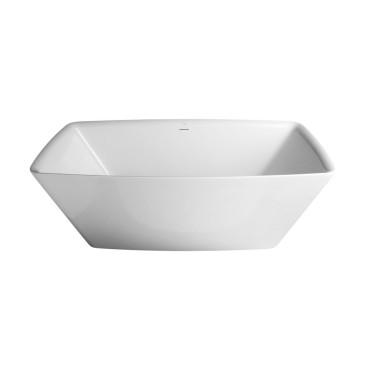 HushLab Bowls Wanna wolnostojąca prostokatna Noble 170x78 biała - 794946_O1