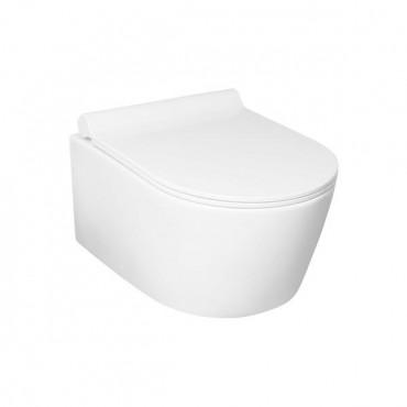HushLab Level Perfect deska WC wolnoopadająca (część zamienna) - 739509_O1
