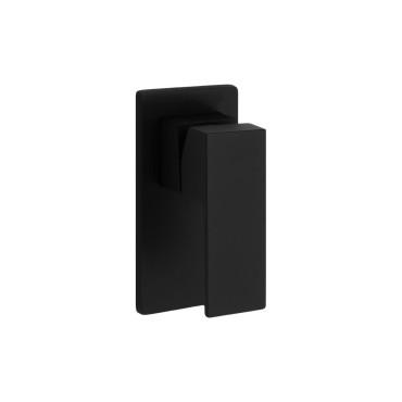 HushLab Piatto Black Bateria prysznicowa podtynkowa Czarny mat - 794827_O1