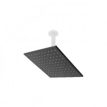 HushLab Siena Black Głowica talerzowa 25x25cm - 766673_O1