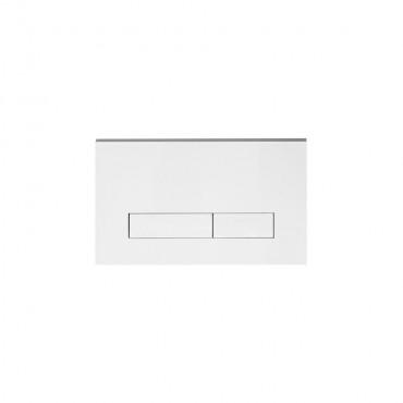 Button02 przycisk do stelaża wc biały połysk - 772224_O1