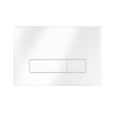 HushLab Stelaże Button04 Przycisk do stelaża wc Biały połysk - 828459_O1