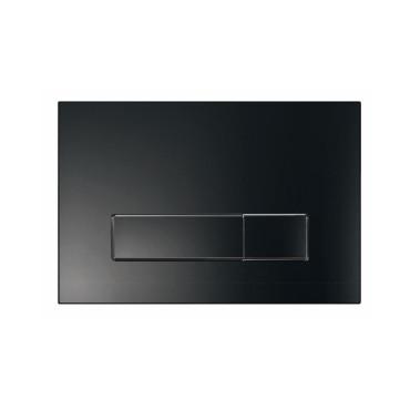 HushLab Stelaże Button Glass Przycisk do stelaża wc szklany Czarny połysk - 828465_O1