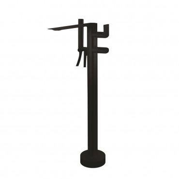 HushLab Arezzo Black Bateria wannowa stojąca podłogowa - 772172_O1