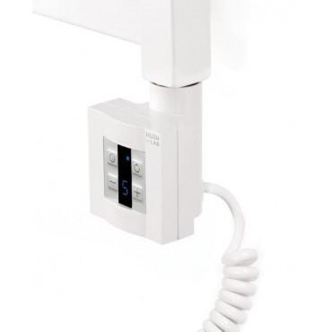 HushLab biały - Osprzęt grzejnikowy Grzałka HushLab 400 W Biała model Q(kwadratowa) - 761344_O1