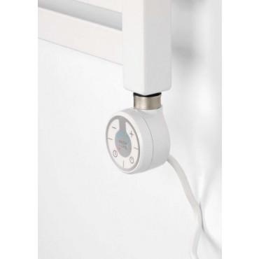 HushLab Biały - Osprzęt grzejnikowy Grzałka HushLab 400 W Biała model R(okrągła) - 761345_O1